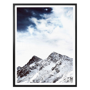 Poster Snow Mountain