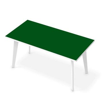 Tischfolie - Grün Dark