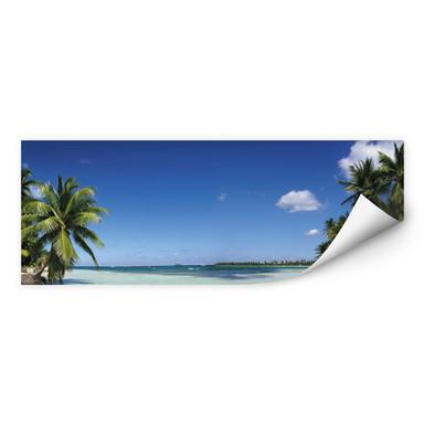 Wallprint Carribean Flair - Panorama