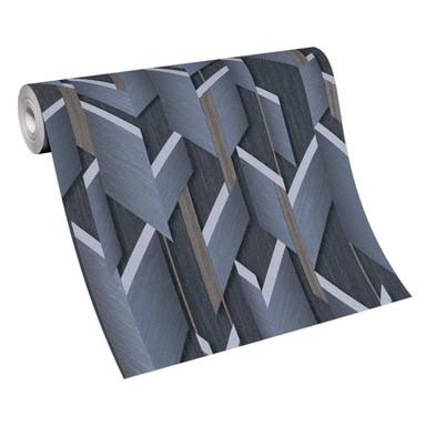 Guido Maria Kretschmer Vliestapete Fashion for Walls blau