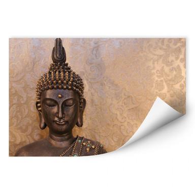 Wallprint Buddha der Weise