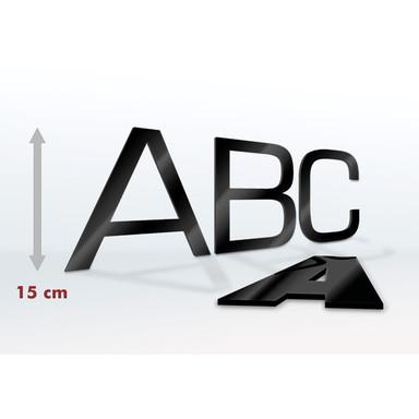 Acrylglas Buchstaben 15 cm Buchstabenhöhe