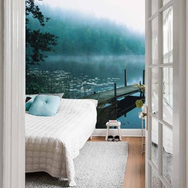 Fototapete - Lindsten - Moody Morning