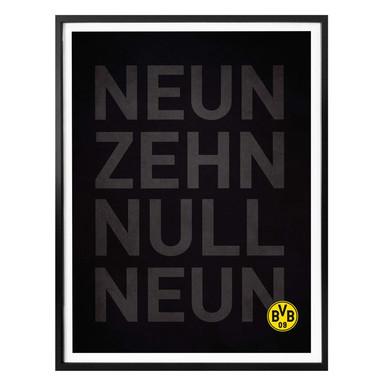 Poster - BVB Neun Zehn Null Neun