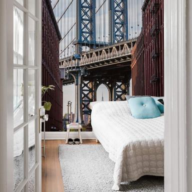 Fototapete Colombo - Brooklyn Bridge