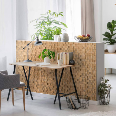 Holz Wandverkleidung Holzpaneele Wood Collection Cube