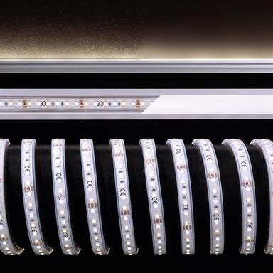 LED Stripe 3528-120-12V-3000K&6000K-5M-Silikon in Weiss 36W 2200lm IP67