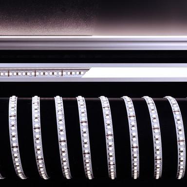 LED Stripe 3528-180-24V-4000K-5M-Nano in Weiss 4900lm IP44