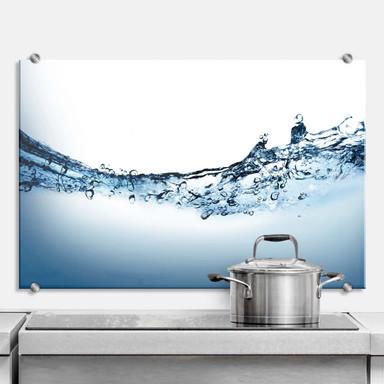 Spritzschutz Water Flow