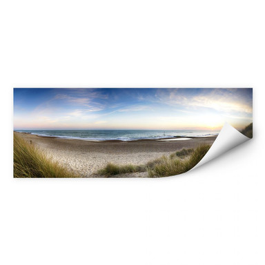Wallprint Strandpanorama