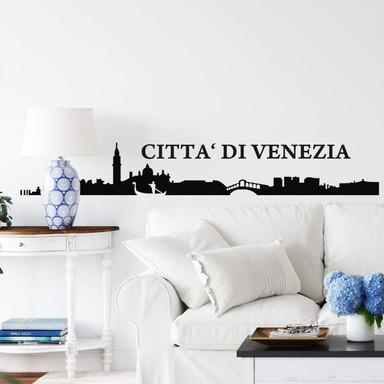 Wandtattoo Venedig