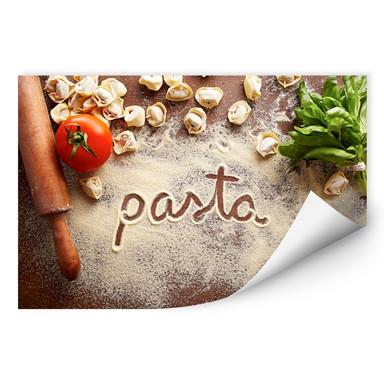 Wallprint Pasta - Tortellini
