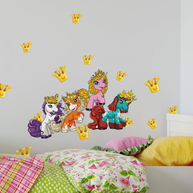Wandsticker Filly Unicorn Party Set