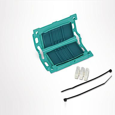 GEL Muffe, Kabelverbinder, Kabelgarnitur für einfache Kabelmontage im Aussenbereich, 3-adrige Kabel