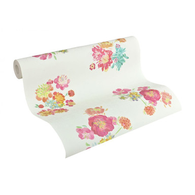 Oilily Home Tapete Oilily Atelier bunt