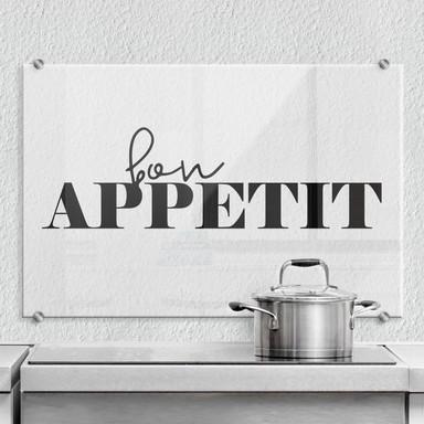 Spritzschutz - Bon Appetit