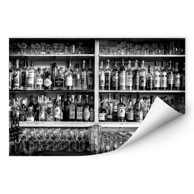 Wallprint Klein - The Classic Bar
