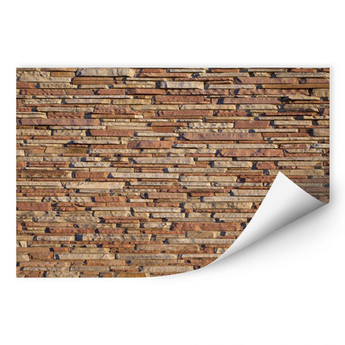 Wallprint Mauer 05