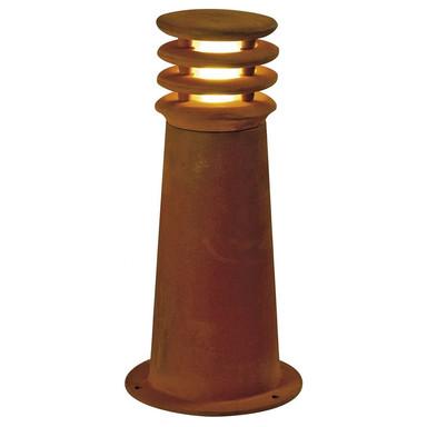 Wegeleuchte Rusty, rund, 400 mm, LED, IP55