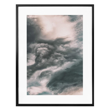 Poster Faszination Wolken