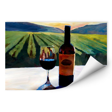 Wallprint W - Bleichner - Wein in Napa Valley