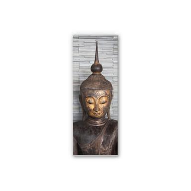 Hartschaumbild Thailand Buddha - Panorama