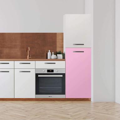 Klebefolie - Hochschrank (60x120cm) - Pink Light- Bild 1