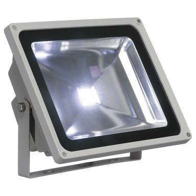 LED Strahler Outdoor Beam in Grau 54W 5100lm IP65 kaltweiss