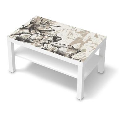 Möbelfolie IKEA Lack Tisch 90x55cm - Styleful Vintage 1