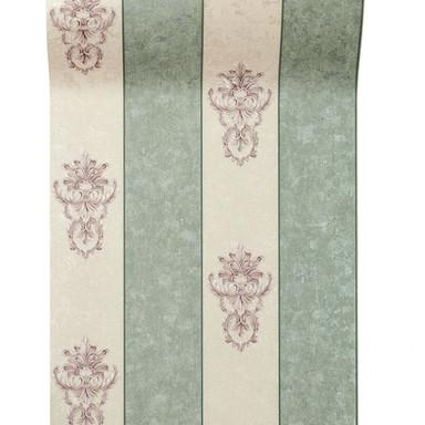 Architects Paper Tapete Luxury Classics beige, grün, metallic