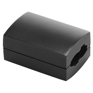 Isolierter Längsverbinder für Easytec II in schwarz