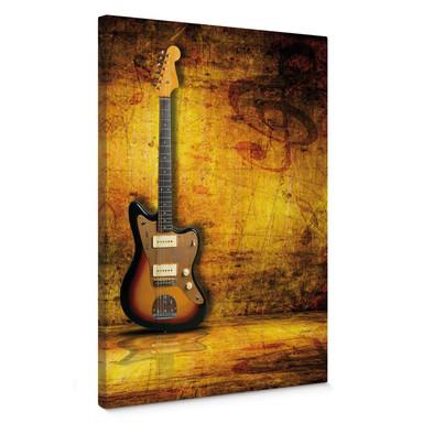 Leinwandbild Electric Guitar