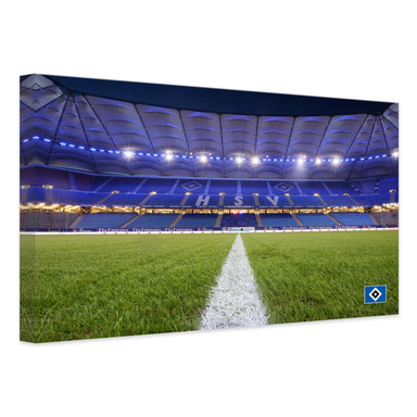 Leinwandbild HSV Arena 03