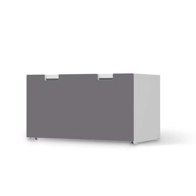 Möbelfolie IKEA Stuva / Malad Banktruhe - Grau Light