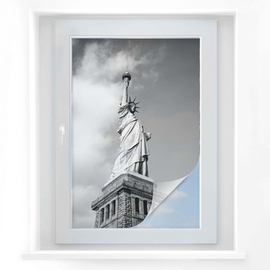 Sichtschutzfolie Lady Liberty