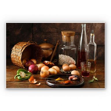 Wandbild Laercio - Ungarische Küche