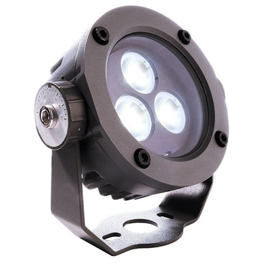 LED Strahler Power Spot Nicht Dimmbar in Anthrazit 5.8W 476lm IP65