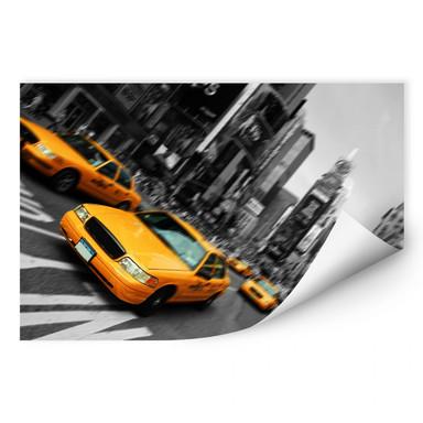 Wallprint New York Taxi