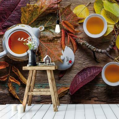 Fototapete Aristov - Tea of September - Bild 1