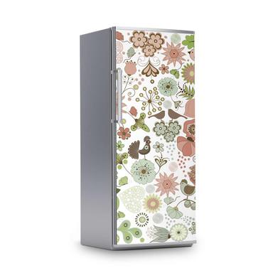 Kühlschrankfolie 60x150cm - Flower Pattern- Bild 1
