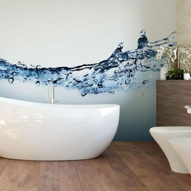 Fototapete Water Flow - 384x260cm - Bild 1