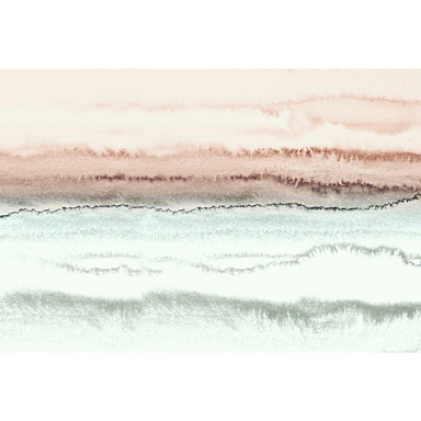Livingwalls Fototapete ARTist Within the Tides Gezeiten beige, grau, weiss - Bild 1