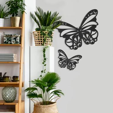 MDF - Holzdeko Schmetterling