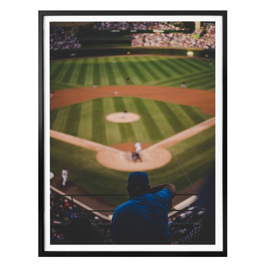 Poster American Baseball