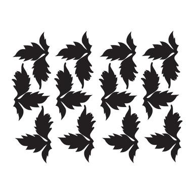 Wandtattoo Blätter-Set 16
