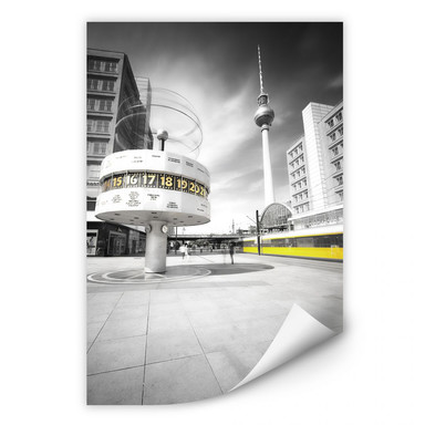Wallprint Berlin Alexanderplatz