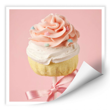 Wallprint Lovely Cakepop
