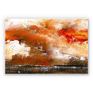 Wandbild Niksic - Schrei des Windes