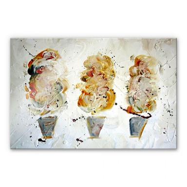 Acrylglasbild Melz - Trois