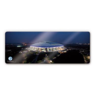 Glasbild Schalke Arena - Panorama